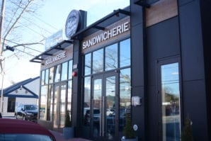 Marie Blachére is open for business at 550 Middle Neck Road. (Photo by Janelle Clausen)