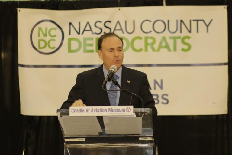 Nassau Democrats announce local candidates