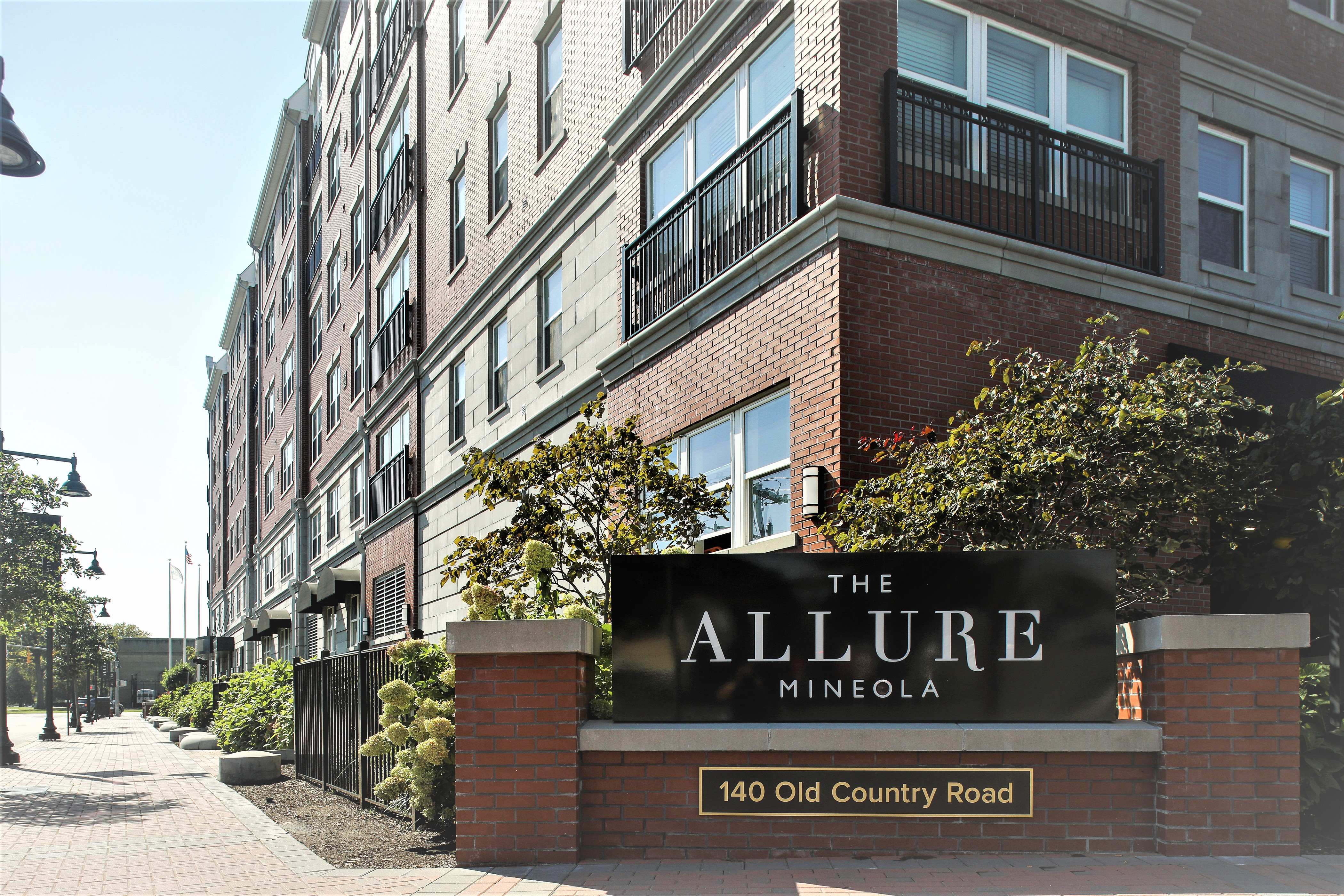 The Allure Building At 140 Old Country Rd Is One Of Buildings Bought By Friedkin Realty Group Photo Credit Shea Communications