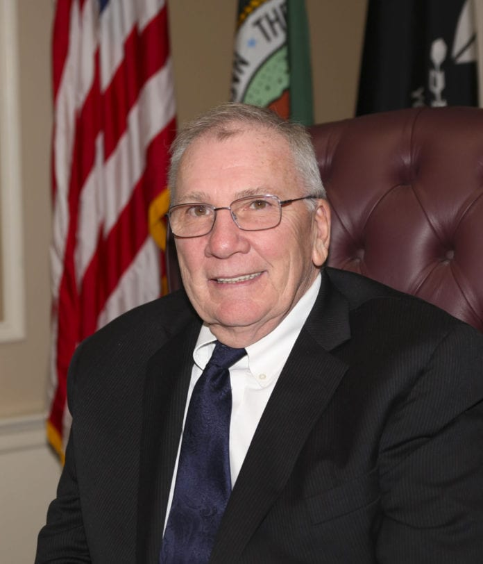 Richard Baker is the town's new highway superintendent. (Photo courtesy of the Town of North Hempstead)