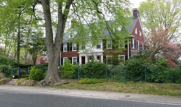 Subdivision could bring down one of Kensington's original homes