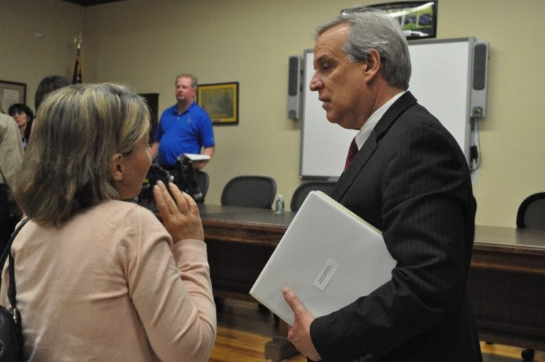Public comments at Herricks school board meeting focus on teachers' contract