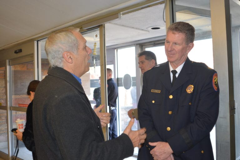 6th Police Precinct reopens
