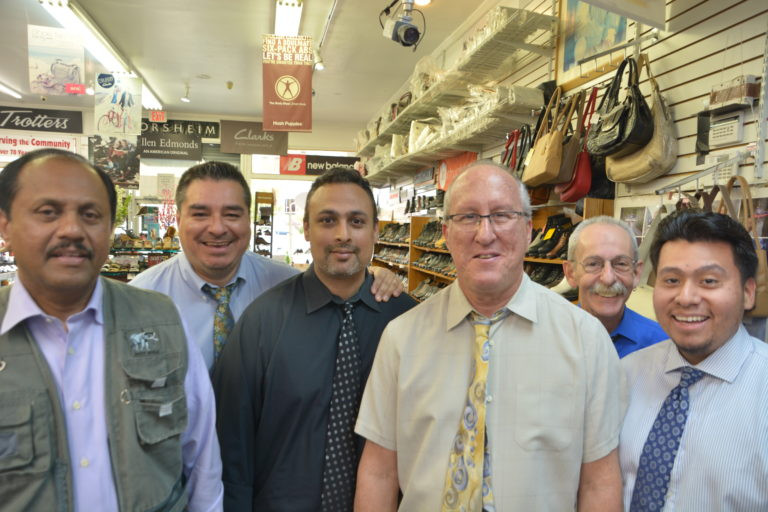 Our Town: Eric Comfort Shoes provides a very valuable service