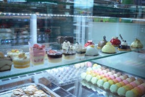 The Italian café eatery offers an array of options for the sweet tooth. (Photo by Janelle Clausen)