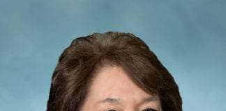 In the race for Great Neck Board of Education Trustee, incumbent Donna Peirez's name will be the only one on the ballot. (Photo courtesy of the Great Neck Public Schools)