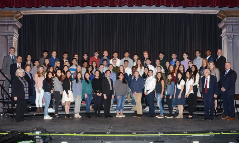 More than 80 South High students recognized by school board