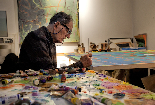 The show must go on with new art exhibit