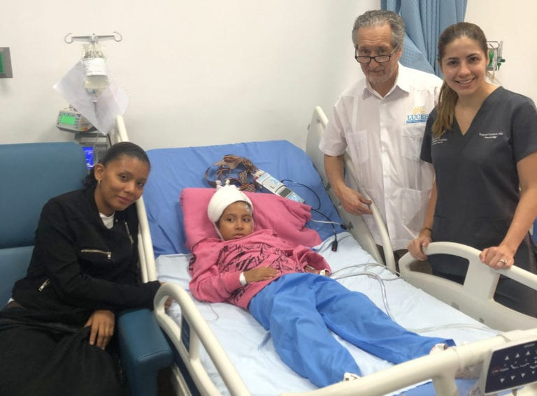 Northwell neurologists participate in Panama surgical mission trip to help children with epilepsy
