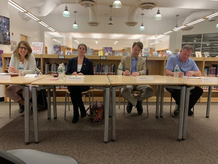 School candidates talk budget, standardized testing and curriculum