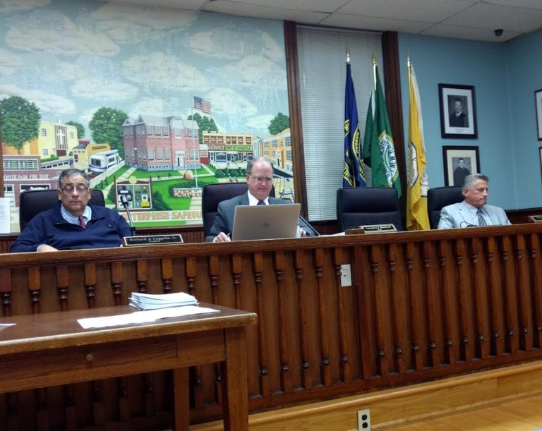 New Hyde Park residents call for repeal of zoning law