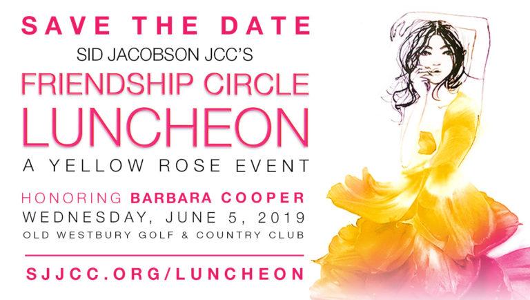 JCC Friendship Circle Luncheon returns