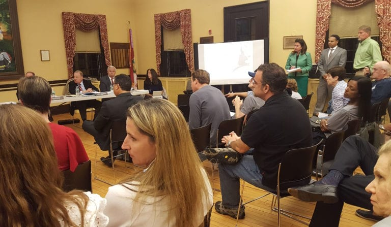 Cell node frenzy in Plandome continues as village hires consultant, residents hire attorney