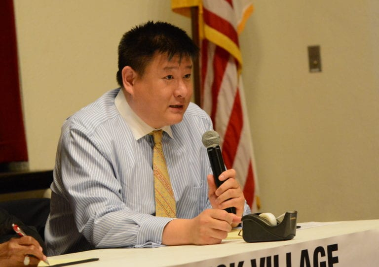 Wu addresses allegations, calls for focus on village issues and inclusion