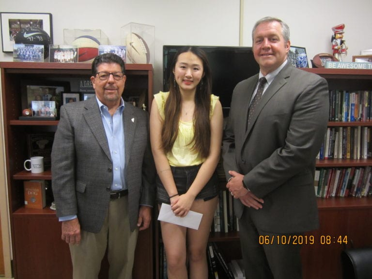 GN South student awarded scholarship