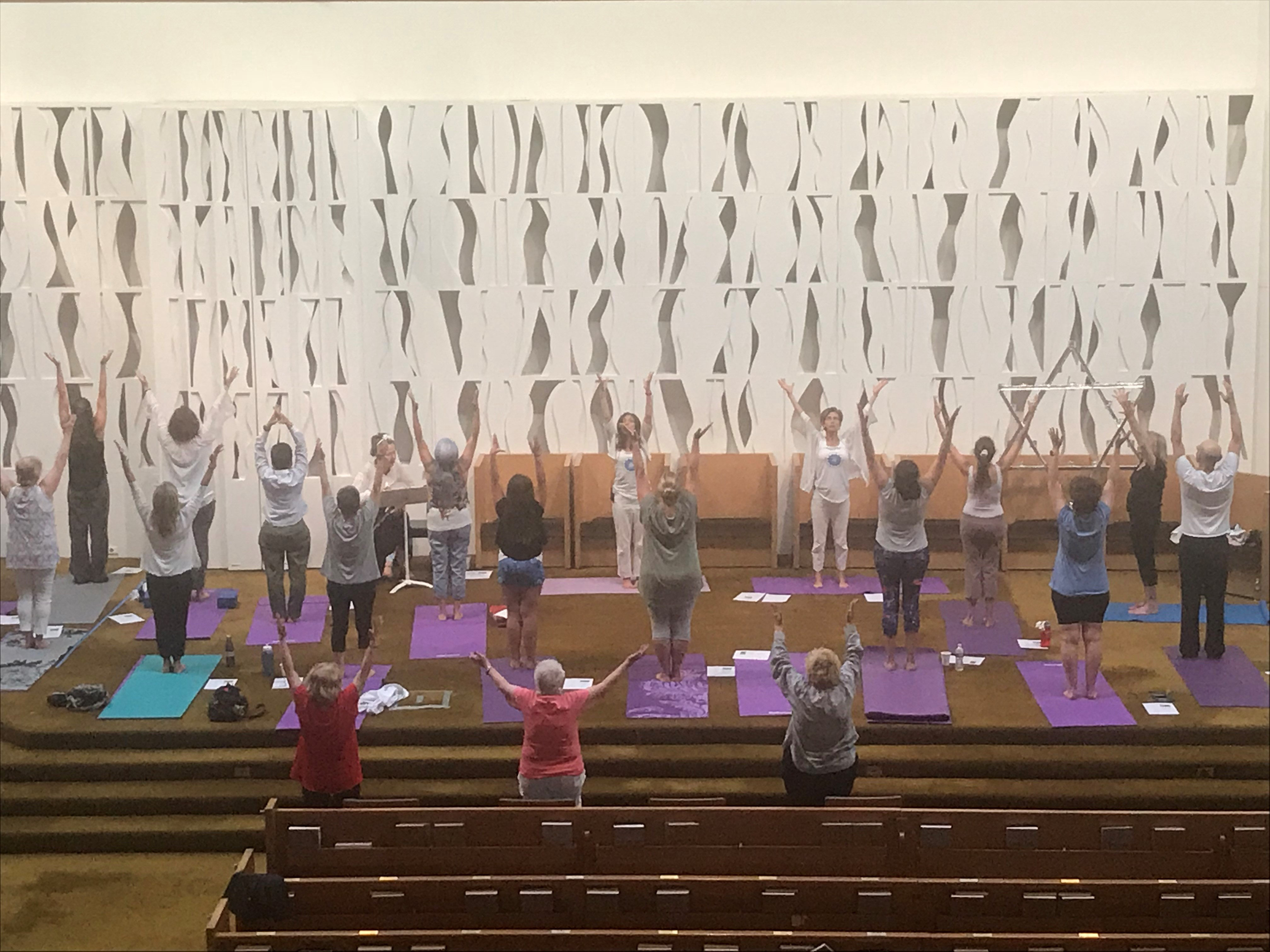 Long Island To Celebrate Shabbat With Yoga Blog The Island Now
