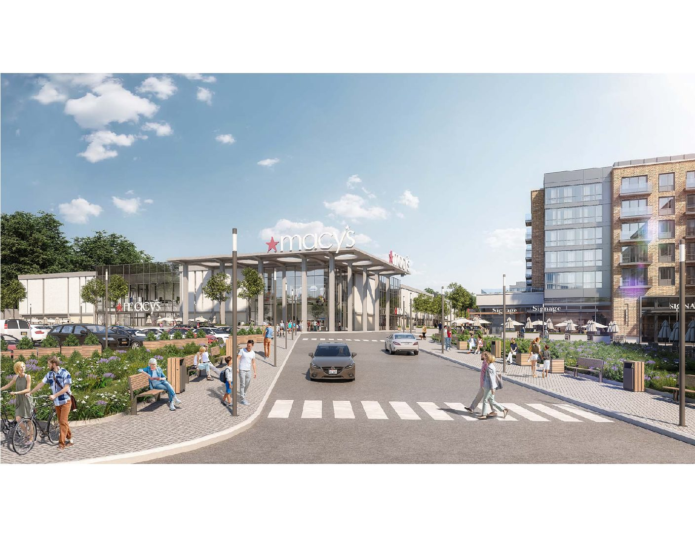 Brookfield, Macy's to submit development plans within 30 days: Brookfield