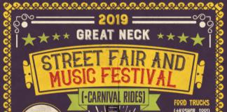 The Great Neck Street Fair and Music Festival returns. (Photo courtesy of Bart Sobel)