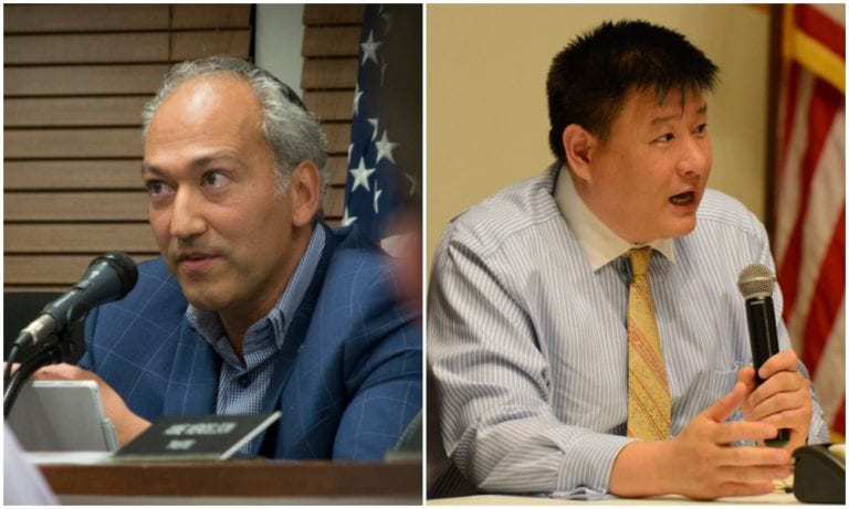 One night, two events with Village of Great Neck candidates