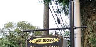 Lake Success trustees are currently working on a proposal to regulate short-term rentals within the village. The matter will be taken up again in August. (Photo by Billy Fitzpatrick)