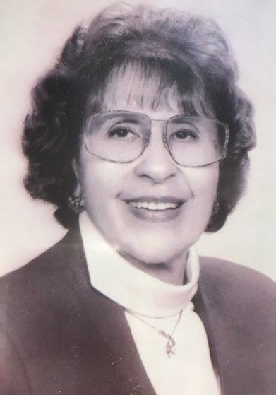 Isabel Varlotta, a former mayor of the Village of Great Neck, died last week after a long illness, family said. She was 89. (Photo from the Varlotta family)