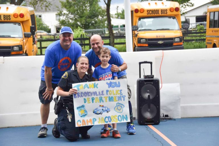 Camp Jacobson celebrates camp kindness with acts of gratitude for staff and community