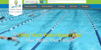 The Great Neck Park District, which has a website dedicated to the master plan process, will host a presentation on the findings of PROS Consulting. (Photo courtesy of Great Neck Park District)