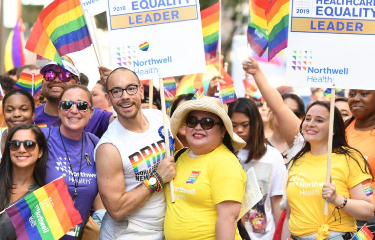 Northwell named one of nation's best in LGBTQIA+ health care