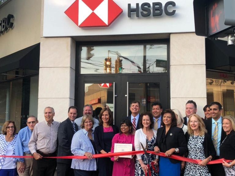 HSBC adds to regrowth of downtown