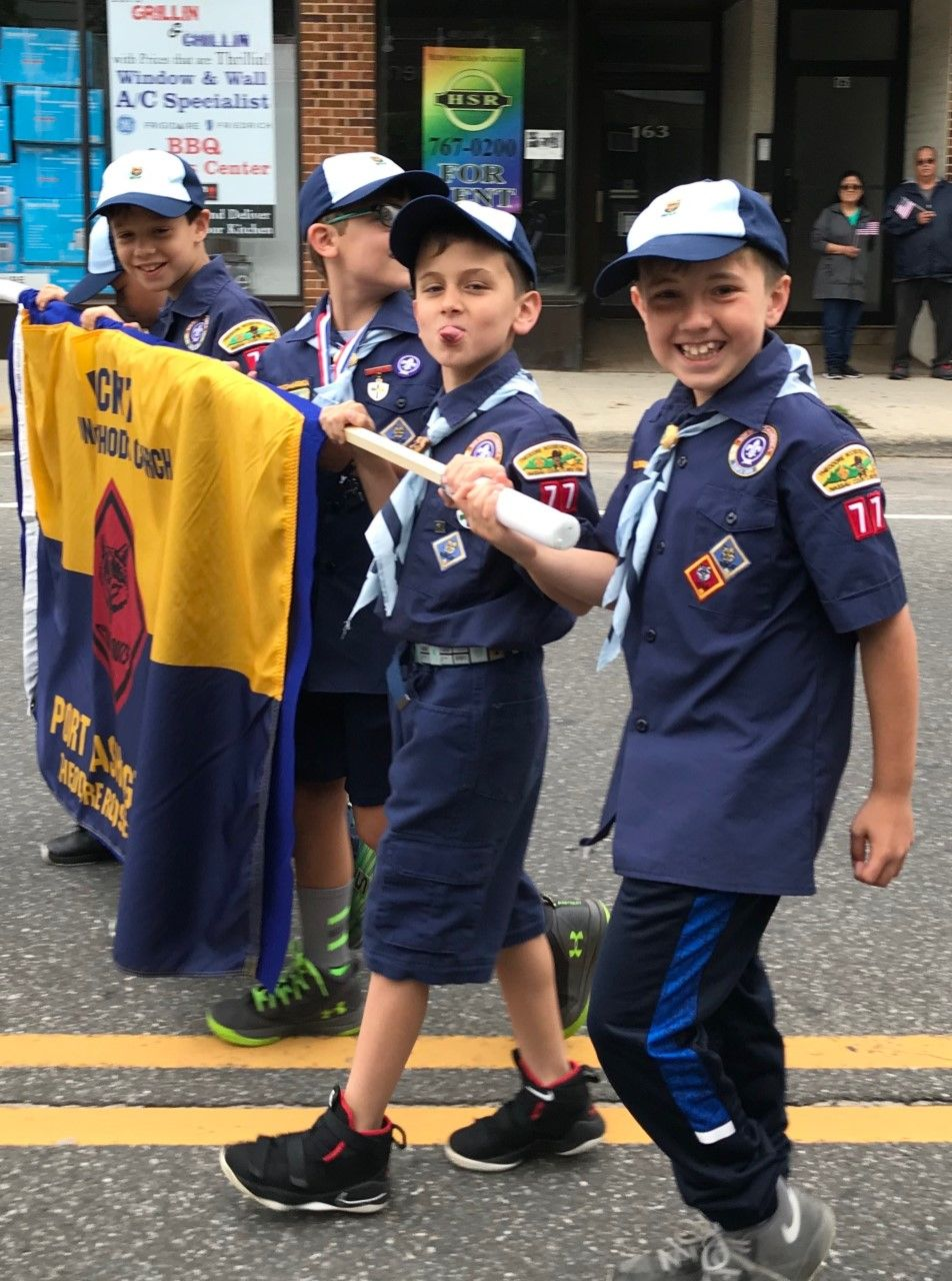 Port's Pack 77 challenged to sell $20K of popcorn! - Blog