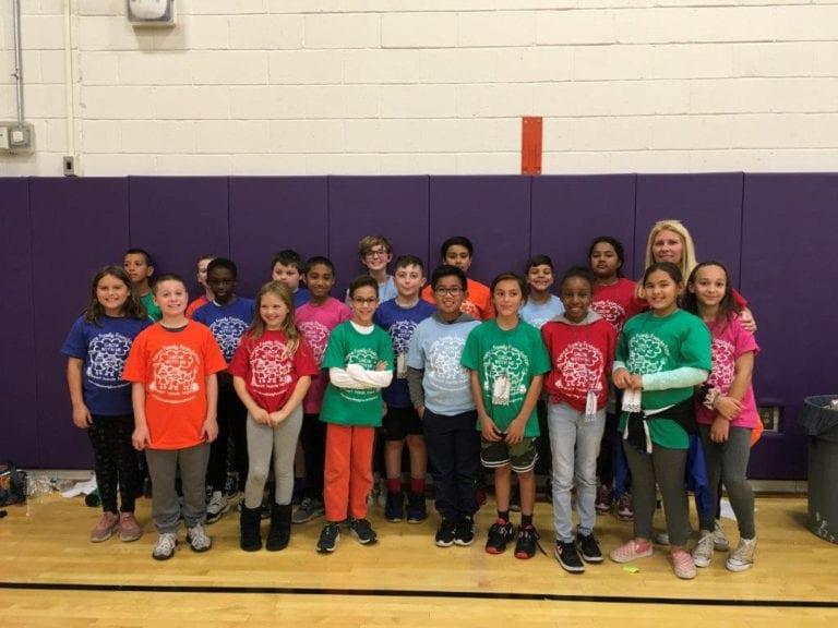 Environmental activities honor Hance girls at John Lewis Child's