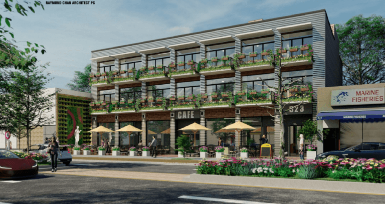 Great Neck board approves plans for mixed-use development on Middle Neck Road
