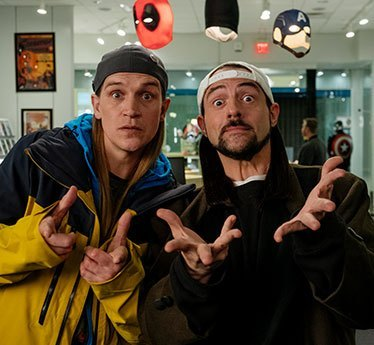 """Kevin Smith and Jason Mewes reprise their iconic characters in """"Jay and Silent Bob Reboot"""""""