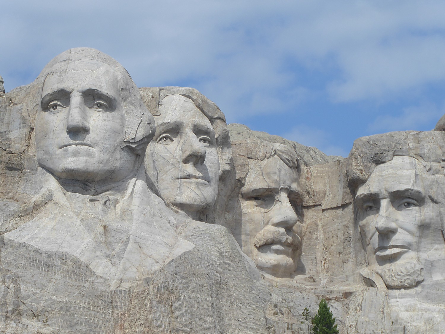Going places: Mount Rushmore, finale to six-day Wilderness Voyageurs South  Dakota 'Badlands & Mickelson Trail' bike tour - The Island Now