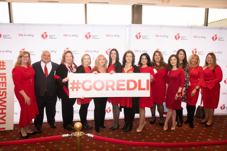 """Hundreds attend """"Go Red for Women"""" Luncheon"""