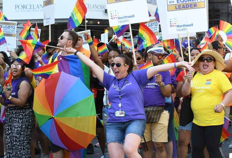 Northwell named one of nation's best in LGBTQ health care