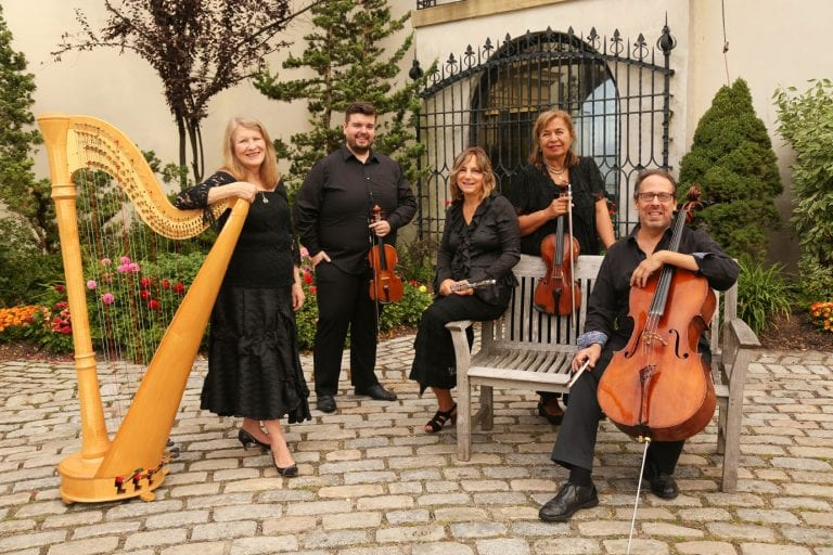 Canta Libre Chamber Ensemble in Zoom virtual concert on November 13, Presented by Northport Public Library