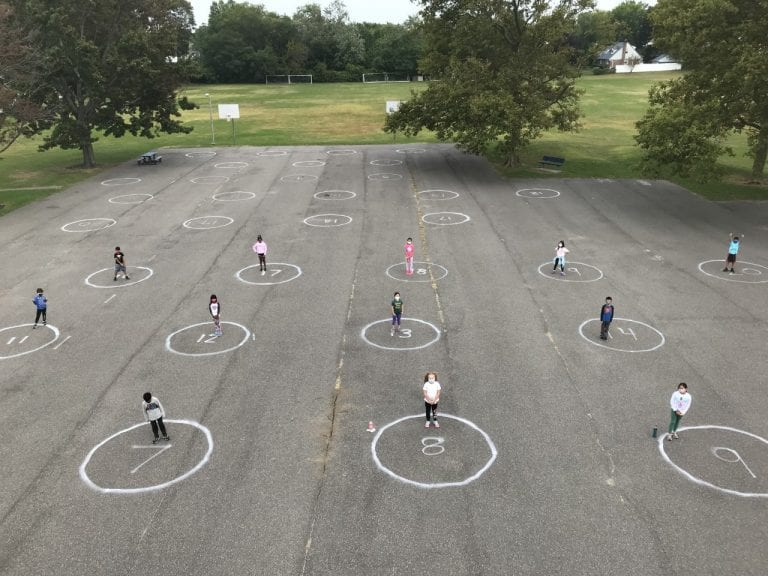 Physical education in the pandemic