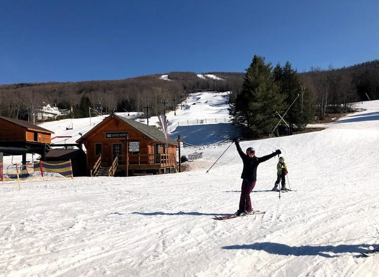 Going places: Driveable Winter Destinations: Ski New York's Catskills