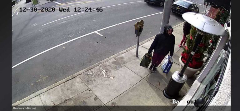 Police report December larceny incident outside Mineola building