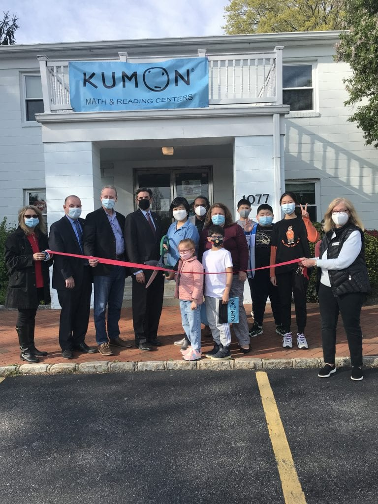 Kumon celebrates opening at Northern Boulevard location in Roslyn
