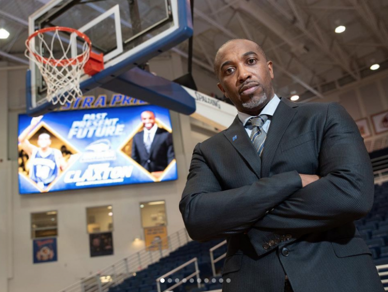 Hofstra names NBA champion Speedy Claxton as new basketball head coach