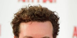 Actor and North Shore native Danny Masterson, who's been accused of raping three women, is pictured in 2015. (Photo from Red Carpet Report on Mingle Media TV)