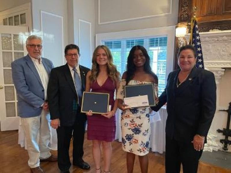 NHP Chamber scholarship awards