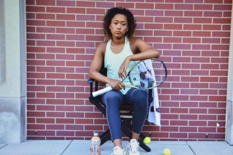 Our Town: The woes of Naomi Osaka: the shy super star