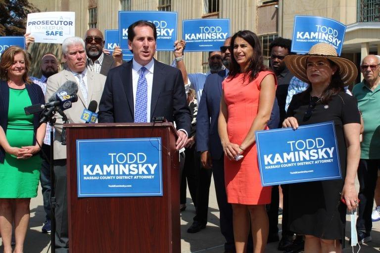 Nassau Democrats tap Todd Kaminsky to run for district attorney