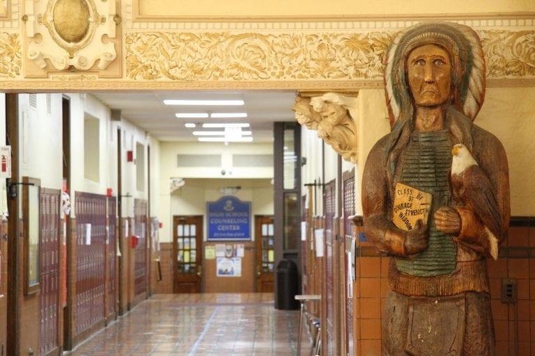 Manhasset High School seniors call to keep mascot, lack of board response 'concerning'