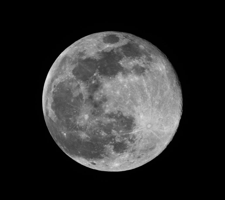 Readers Write: 'Last Night's Moon'