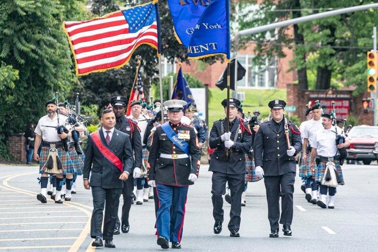 North Shore areas hold Memorial Day parades, ceremonies
