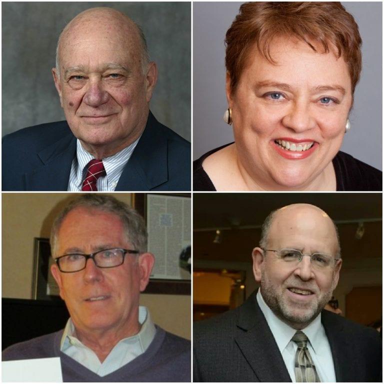 Blank Slate columnists discuss mental health, media in virtual forum